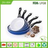 В корпусе LGA 5 ПК поддельных алюминия с керамическим покрытием повредить антипригарное покрытие сковороде,