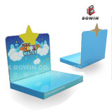 Индикация пола /Cardboard картона игрушки хлопает вверх стойка индикации/индикации Corrugated картона