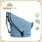 2016 bolsos calientes de la lona de la venta del nuevo diseño/bolso de totalizador de la lona/bolso de la lona del algodón