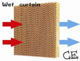 Птицы дома панели / системы охлаждения при испарении шторки для выбросов парниковых газов/Factory