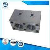 CNC forjado da precisão que faz à máquina as peças 12crmo hidráulicas para a maquinaria