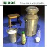 Бак молока емкости нержавеющей стали малый
