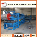 980 EPS sand-yielded panel roll Forming Machine for halls