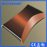 El panel compuesto de aluminio irrompible Acm para Claddding