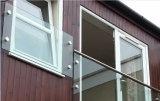 Support en verre en acier de /Stainless de clip en verre/bride en verre (80340)