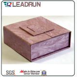 Коробка стекла подарка бумаги коробки кожи коробки упаковки коробки Jewellery коробки коробки хранения ювелирных изделий коробки ювелирных изделий подарка бумажная деревянная упаковывая установленная (Lrj78)