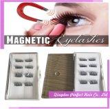 Venda por grosso de visões artesanais chicotadas longo pensar falsas visões Eyelash Magnético