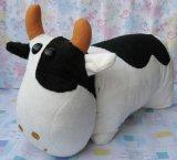 Hi jouet en peluche vache classique bouché