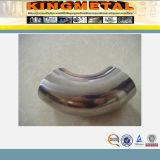304L Butt sanitaires soudés en acier inoxydable sans soudure coude