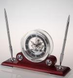 Подгонянные K8008 часы таблицы украшения деревянные для подарка дела