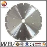 De gesegmenteerde CNC van het Blad van de Zaag van de Diamant Scherpe Hulpmiddelen van de Steen