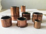 Roulement bimétallique en bronze enveloppé pour pièces automobiles
