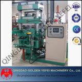 Vulcanizer automático da imprensa hidráulica da placa 100ton para fazer as gaxetas de borracha