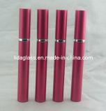 La vente de l'atomizer Flacon de parfum de verre aluminium