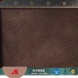 衣類のハンドバッグPUの合成物質の革のための新しい到着の高品質