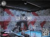 LED-achtergrondgordijn/LED-lichtscherm