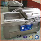 Máquina del sellado al vacío de las verduras frescas