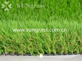 herbe artificielle de aménagement de 60mm pour la récréation/loisirs avec six sons (SUNQ-HY00172)