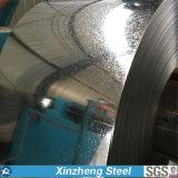 A bobina do soldado de SGCC Dx51d/galvanizou a bobina de aço Z40-Z275g