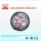 Kurbelgehäuse-Belüftung Isolierhochspannungsenergien-Kabel