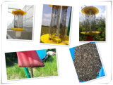 농업 해충 모기 비행거리 바퀴벌레 나방을%s 태양 곤충 살인자 램프
