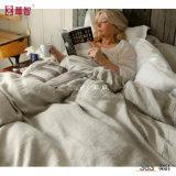 Ensembles de couvertures en lin français 100% naturel
