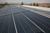 72W flexible formlose PV Panels für stehendes Naht-Metallplattform-Dach (PVL-72)