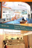 100W luz de calle solar al aire libre del alto lumen IP65 Bridgelux SMD LED