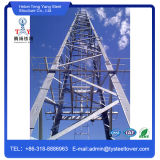 Selbsttragender Winkel-Stahltelekommunikations-Aufsatz