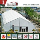 大きいアルミニウムPVC TFSによって曲げられる玄関ひさしのテント