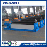W11 - 6X3200 Mechanical 3 - Roller Symmetrical Plate Rolling Machine