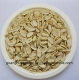 Nuevos granos de cacahuetes blanqueados y de mejor calidad