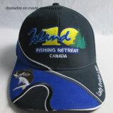 Cepillado de promoción gorra de béisbol calificado la manera del algodón