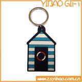 Venta caliente de PVC Llavero/llaveros para regalos promocionales (YB-k-005).