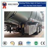 35000L 40t 3 Eixos Pitch Asfalto Bitumen Tank Semi-Trailer