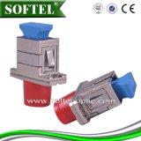 Разъем оптического волокна Sc/APC для отрезка провода и Patchcord