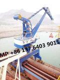gru elettrica idraulica mobile ferroviaria del portale del porto di 30t30m