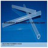 Tubo flessibile del silicone di qualità di Hihg della strumentazione dell'alimento con il certificato della FDA