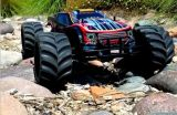 1:10 가늠자 4WD 전기 무브러시 RC 차 경주
