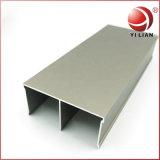 Китай завод алюминиевых шкаф сдвижной двери контакт экструзии профиля