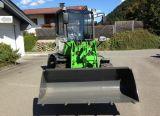 Carregador da roda do trator do fabricante Jn908 mini