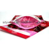 Tipo Doypack Sanck empaquetado de alimentos bolsas de plástico con cremallera