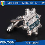 Crown Shape Metal Cufflink Sleeve Cuff Button Cuff-Link