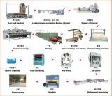Kurzes Schleife-Furnierholz-heiße Presse-Maschine für das hölzerne Panel-Furnierholz-Lamellieren