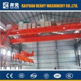 8 Tonnen-Hebezeug-Brückenmagnetkran