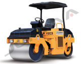 Junma затяжелитель колеса ролика дороги 3 тонн Vibratory миниый (YZC3)