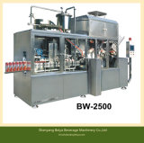 Машины свежей коробки сока упаковывая (BW-2500B)