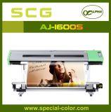 1.6m cubierta Publicidad máquina de impresión Aj-1600 (W)