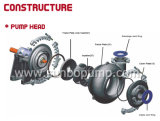 Gravier Sand Pump pour Dredger, Dredging Pump