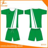 Jerseys únicos impresos Digital ajustados Dri del fútbol de Healong